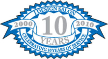 iDesign Salon - 2000-2010 - Ten Year Anniversary